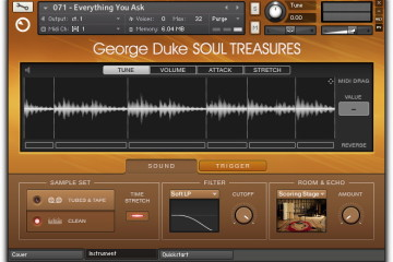 George Duke Soul Treasures