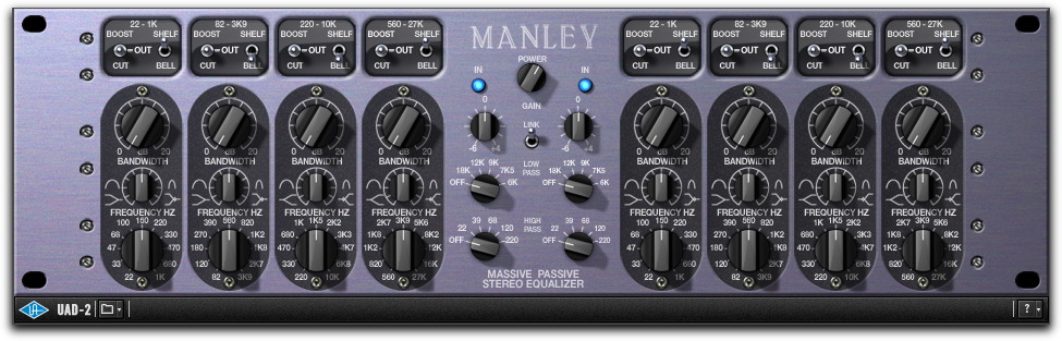 Uad manley massive passive review user rating plugrater uad manley massive passive stopboris Image collections