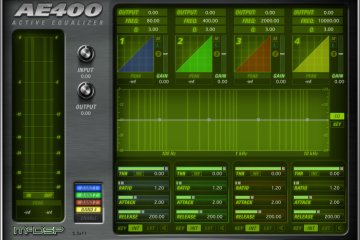 AE400 Active EQ