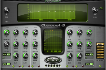 Channel G EQ